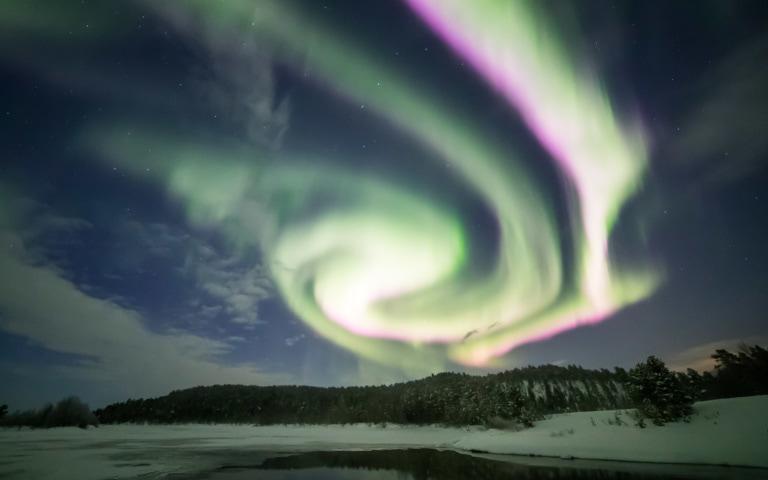 Chasing Aurora around Inari – 1 week 100% success