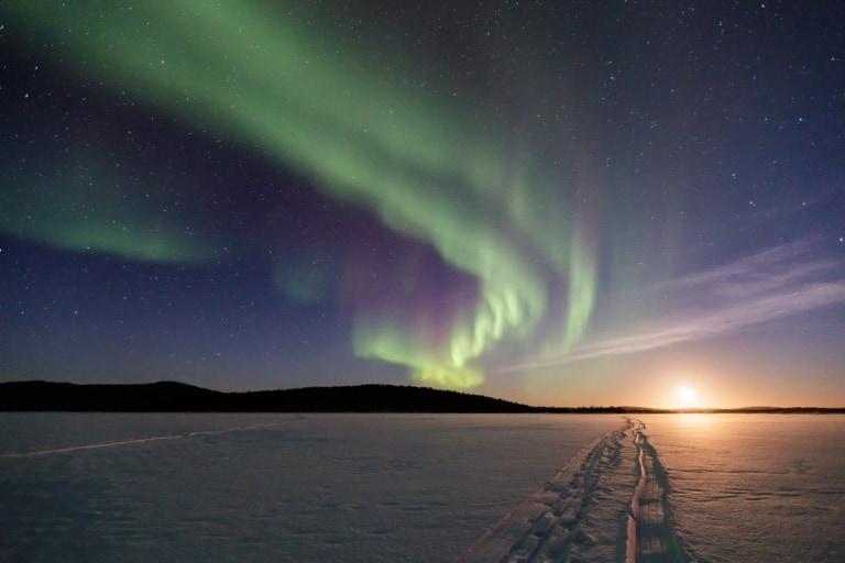 Meilleur endroit pour voir les aurores boréales: 5 raisons de choisir Inari