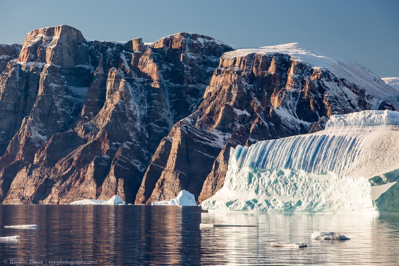 Greenland Landscape Images Portfolio Rayann Elzein