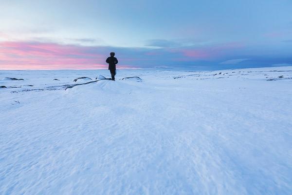 arctic photographer rayann elzein