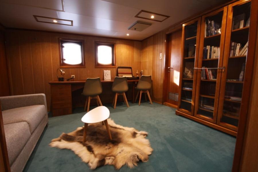 Bibliothèque du Polarfront
